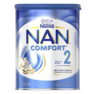 Nan Comfort Úc số 2 800g
