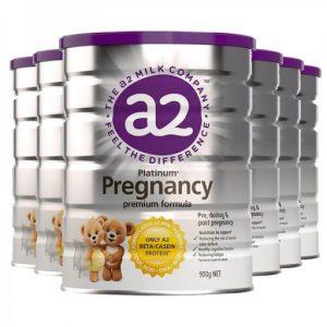 A2 pregnant