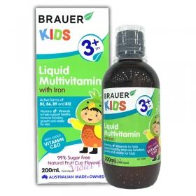 vitamin tổng hợp brauer 3+