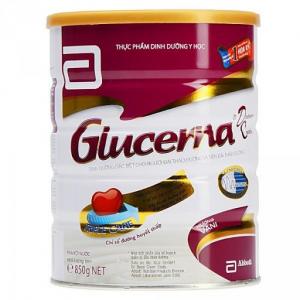 glucerna cho người tiểu đường