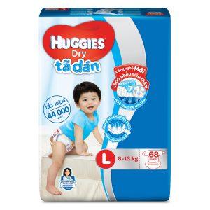 huggies L68