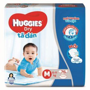 huggies M76