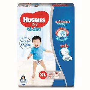 huggies XL62