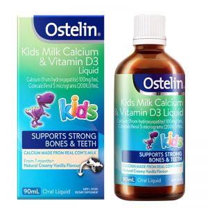 ostelin kids milk calcium & vitamin D3
