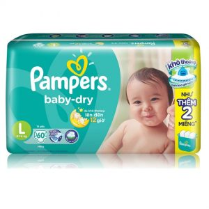 pampers L60