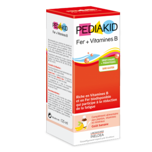pediakid sat & vitamin B