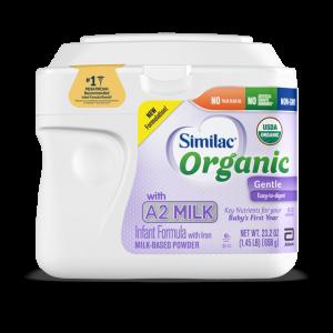 similac organic A2 milk