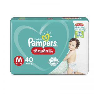 ta quan pampers m40