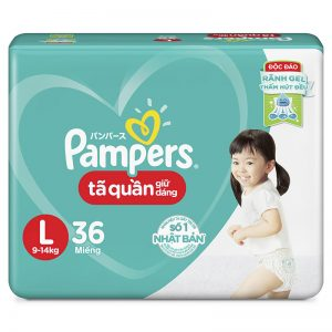 ta quan pampers L36