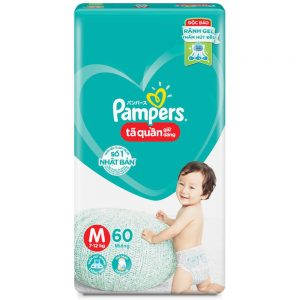 ta quan pampers M60
