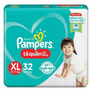ta quan pampers XL32
