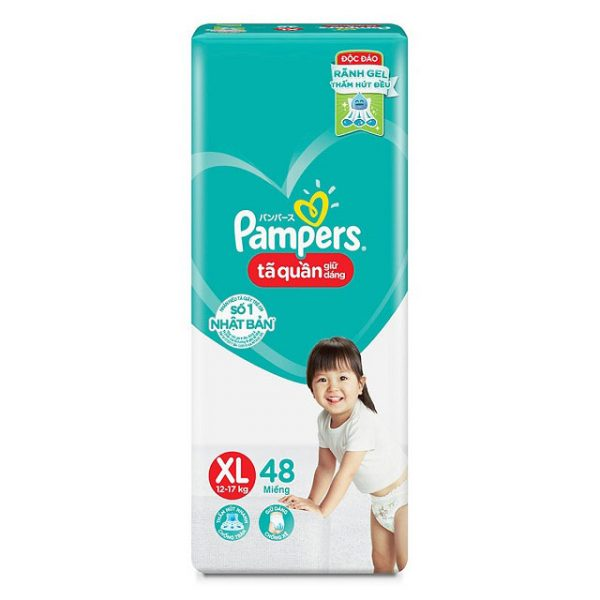 ta quan pampers XL48