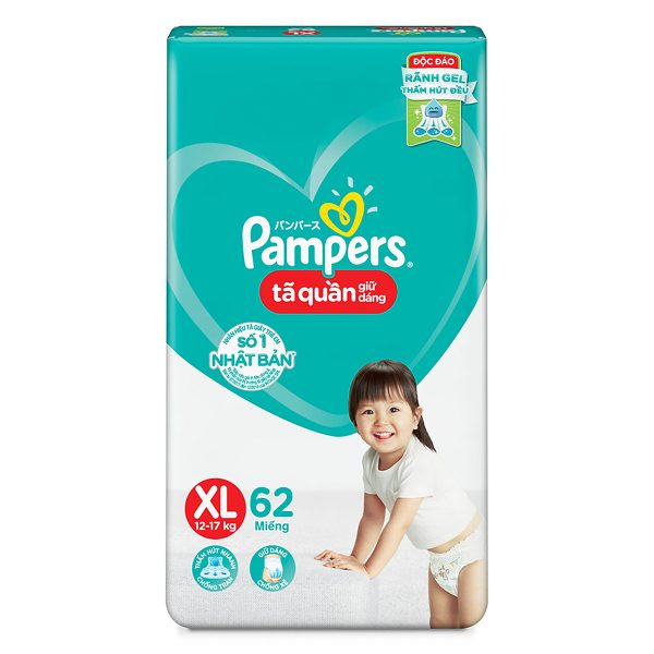 ta quan pampers xl62