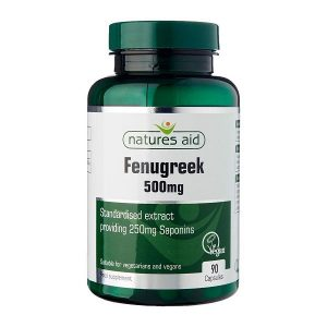 Natures Aid Fenugreek