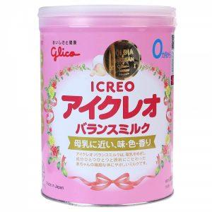 Glico ICREO so 0