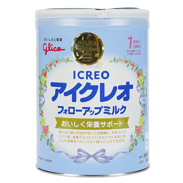 Glico ICREO so 1