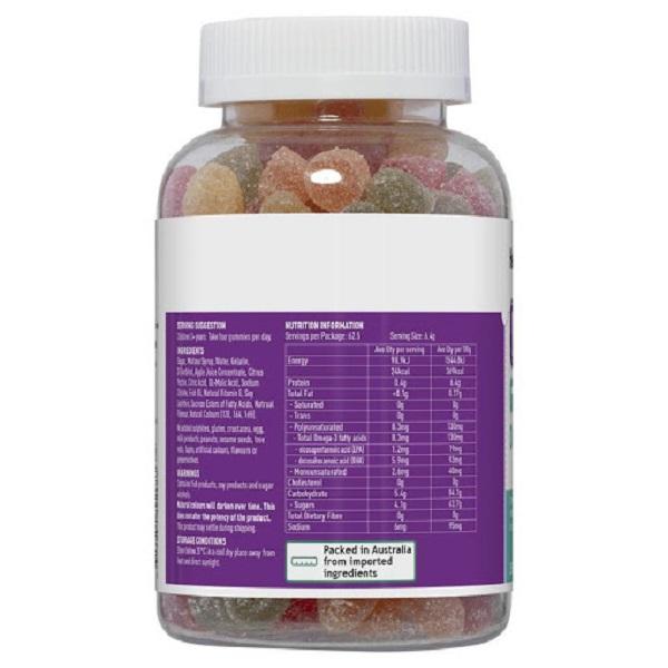 kẹo dẻo omega 3