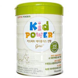 sua-de-kid-power-a-goat