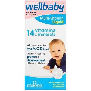 vitamin wellbaby
