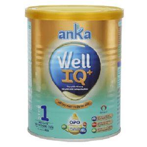 Anka well IQ 1