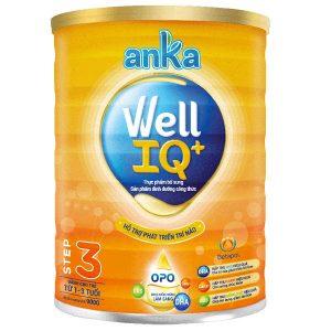 anka well IQ+ 3