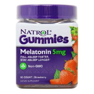 keo natrol gummies melatonin