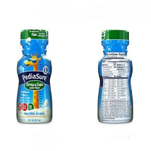 Sữa nước Pediasure Grow & Gain with Fiber