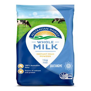 Australian Dairies Whole Milk