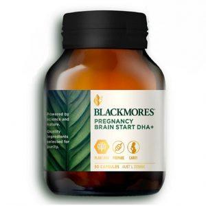 viên uống DHA u blackmores pregnancy brain start dha