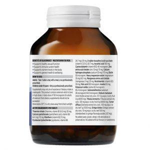 Vitamin tổng hợp cho nam Blackmores Multivitamin For Men của Úc lọ 50 viên