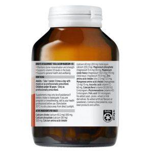 Viên uống bổ sung canxi Blackmores Total Calcium & Magnesium + D3 của Úc lọ 200 viên