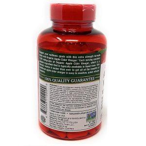Viên uống giảm cân Nature's Truth Vitamins Extra Strength Apple Cider Vinegar 1200mg của Mỹ lọ 180 viên