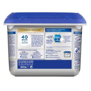 Sữa bột Aptamil Profutura First Infant Milk số 1 của Anh cho trẻ từ 0 đến 6 tháng tuổi hộp 800g