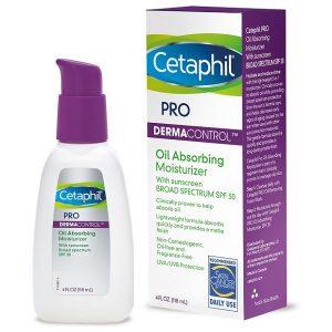 Sữa rửa mặt tạo bọt cho da dầu Cetaphil Pro Dermacontrol Oil Removing Foam Wash của canada chai 237ml