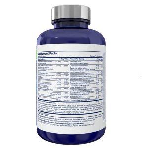 Viên uống bổ não Clinically Tested Formula Focus Factor Nutrition for The Brain của Mỹ lọ 180 viên