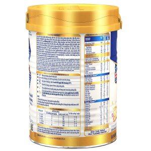Sữa bột Vinamilk Optimum Gold số 1 của Việt Nam cho trẻ từ 0 đến 6 tháng hộp 800g