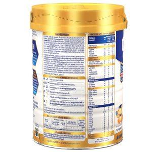 Sữa bột Vinamilk Optimum Gold số 2 của Việt Nam cho trẻ từ 6 đến 12 tháng hộp 400g