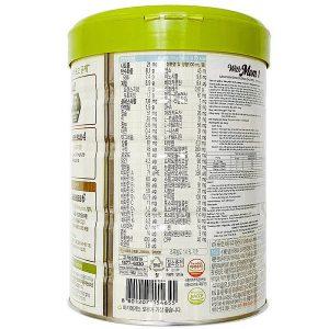 Sữa bột With Mom số 1 của Hàn Quốc cho trẻ từ 0 đến 6 tháng tuổi hộp 750g