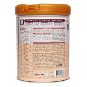 Sữa bột I Am Mother số 4 của Hàn Quốc cho trẻ từ 1 đến 3 tuổi hộp 400g
