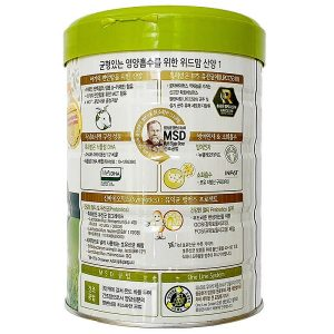 Sữa dê With Mom số 1 của Hàn Quốc cho trẻ từ 0 đến 6 tháng tuổi hộp 750g