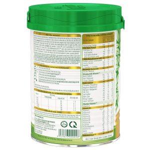 Sữa bột Vinamilk Super Premium Organic Gold số 1 của Việt Nam cho trẻ từ 0 đến 6 tháng hộp 850g