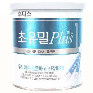 Sữa non ILDong 1 của Hàn Quốc cho trẻ từ 0 đến 12 tháng hộp 100 gói 100g