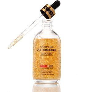 Serum vàng Australia 24k Pure Gold Ampoule của Úc lọ 100ml