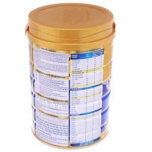 Sữa bột Dielac Alpha Gold 2 của Việt Nam cho trẻ từ 6 đến 12 tháng hộp 900g