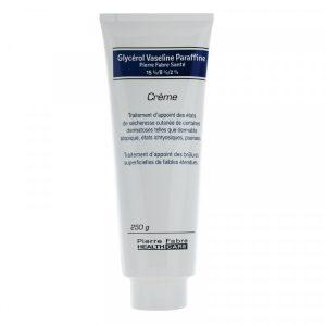 Kem dưỡng da trị nẻ Glycérol Vaseline Paraffine Crème của Pháp tuýp 250ml
