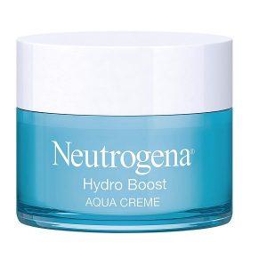 Kem dưỡng ẩm cho da khô Neutrogena Hydro Boost Aqua Creme Non-Stop Feuchtigkeit của Đức lọ 50ml