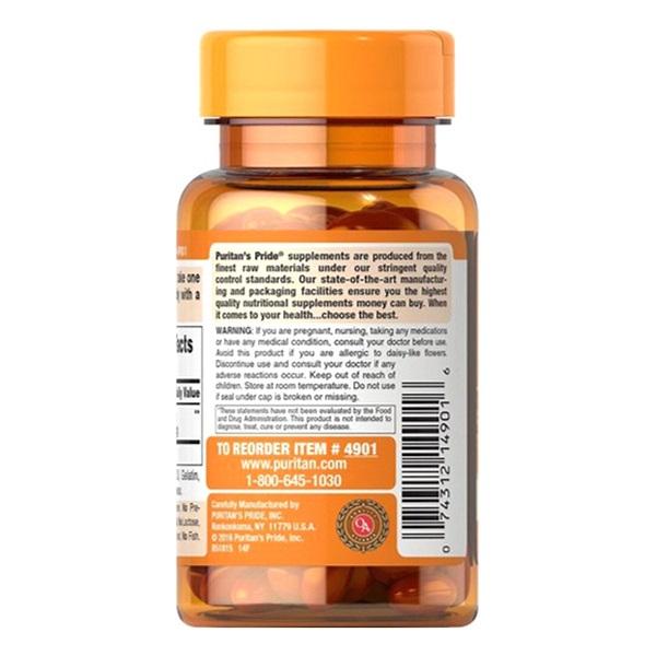 puritan's pride lutigold lutein 20 mg