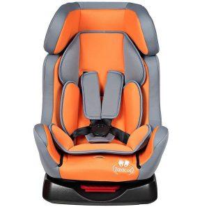 Ghế ngồi ô tô Zaracos Aroma 7196 của Mỹ màu cam cho trẻ từ 0 đến 6 tuổi