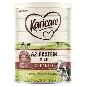Sữa bột Karicare A2 Protein Milk số 3 của ÚC cho trẻ từ 1 tuổi hộp 900g