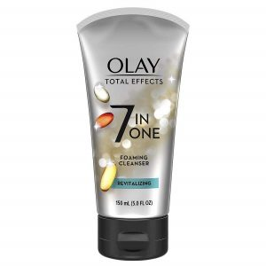Sữa rửa mặt tạo bọt chống lão hóa Olay Total Effects 7 In One Revitalizing của mỹ lọ 150ml